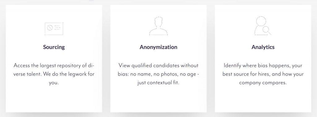 blendoor diversity hiring tool