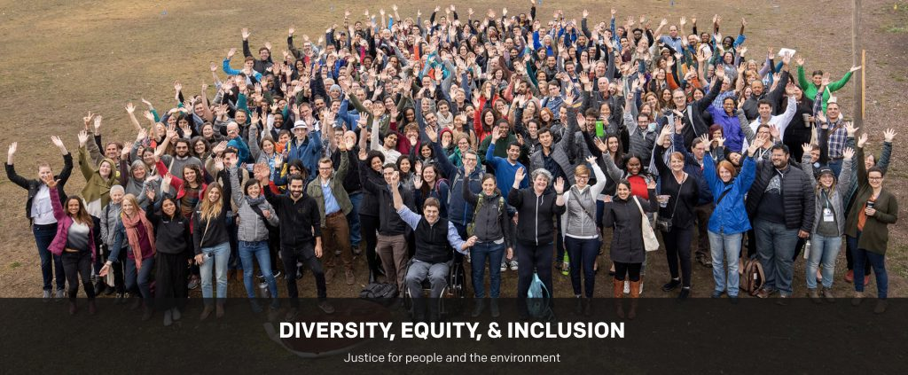 Diversity Equity an Inclusion Earthjustice