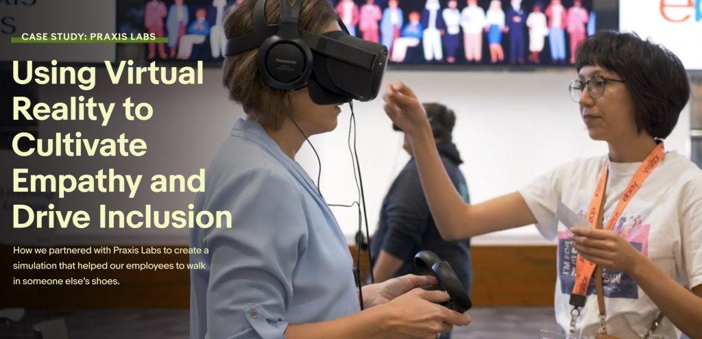eBay diversity report virtual reality