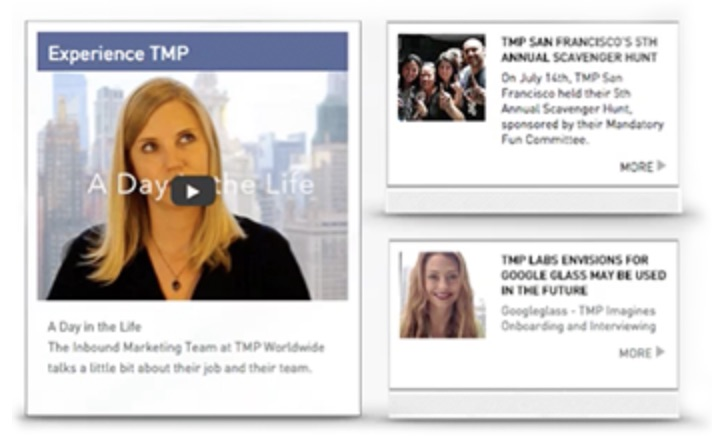 tmp career site builder