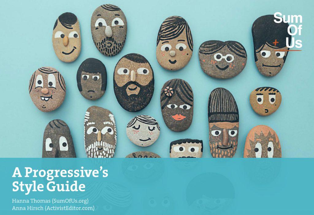 remove derogatory language style guide