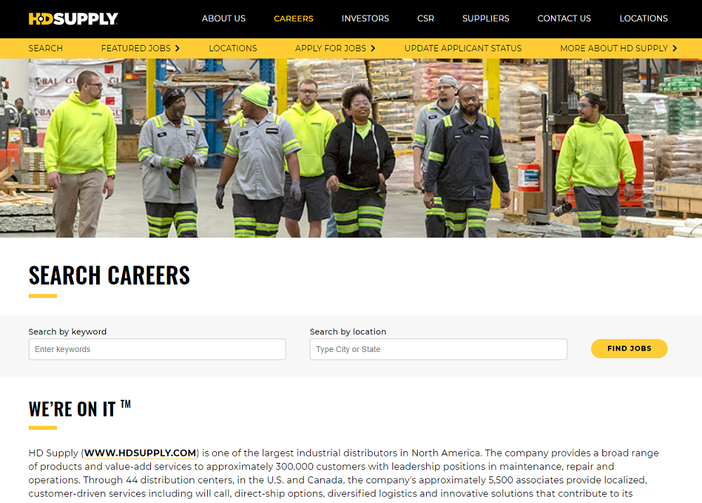 direct employers career page