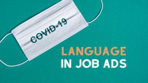 COVID-19 in job descriptions