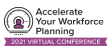 accelerate your workforce planning logo