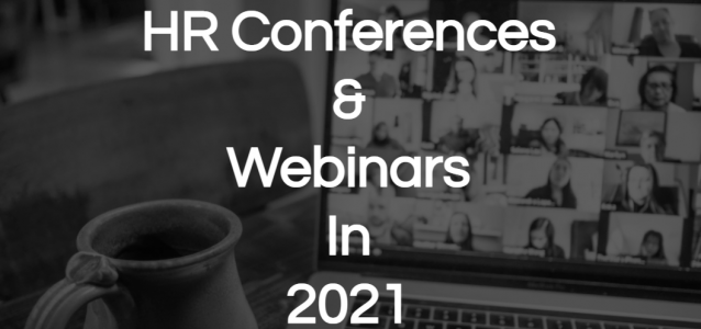 hr conferences and webinars cover