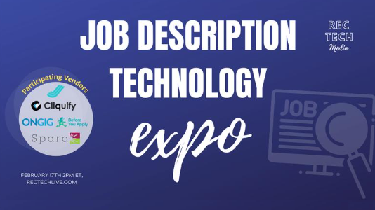 job description technology expo logo1 - Ongig