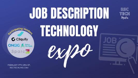 job description technology expo logo1 - Ongig