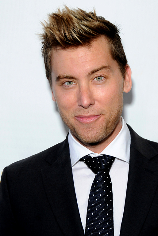 is lance bass gay
