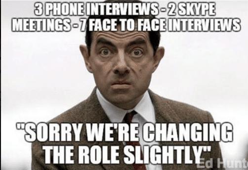 recruiter memes about jds