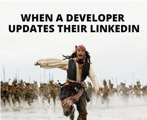 recruiter memes tech