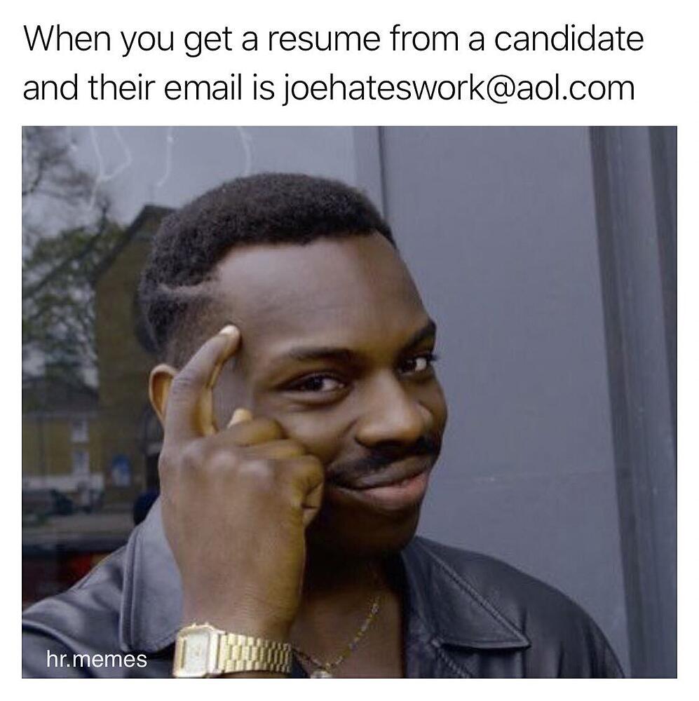 hr funny meme