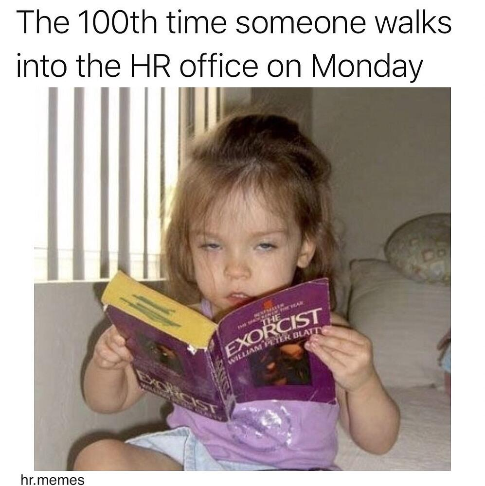 hr manager meme