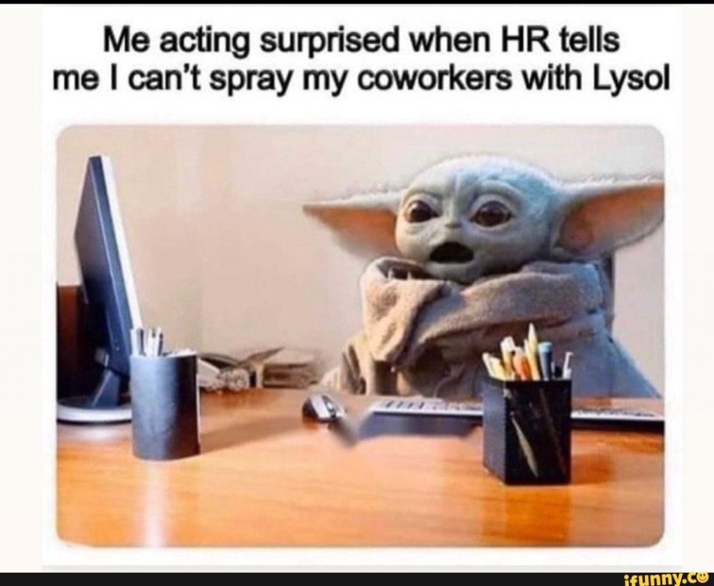 funny hr memes