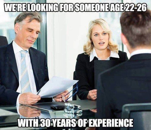 funny job description memes