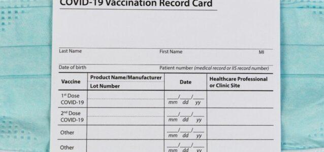coronavirus vaccine required