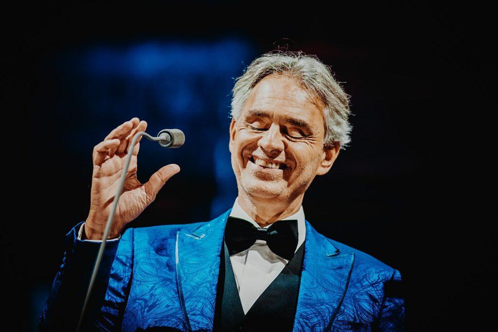 famous blind opera singer