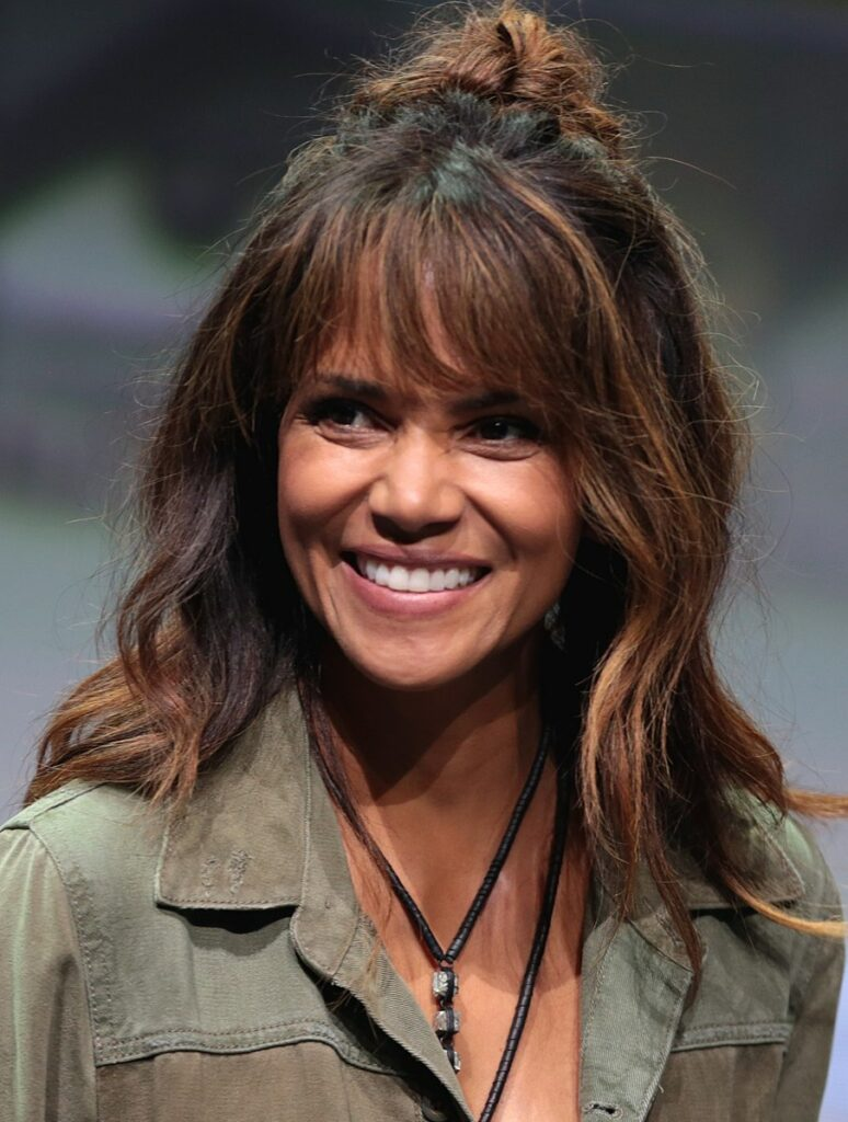 famous deaf actress halle berry -- is halle berry deaf in one ear